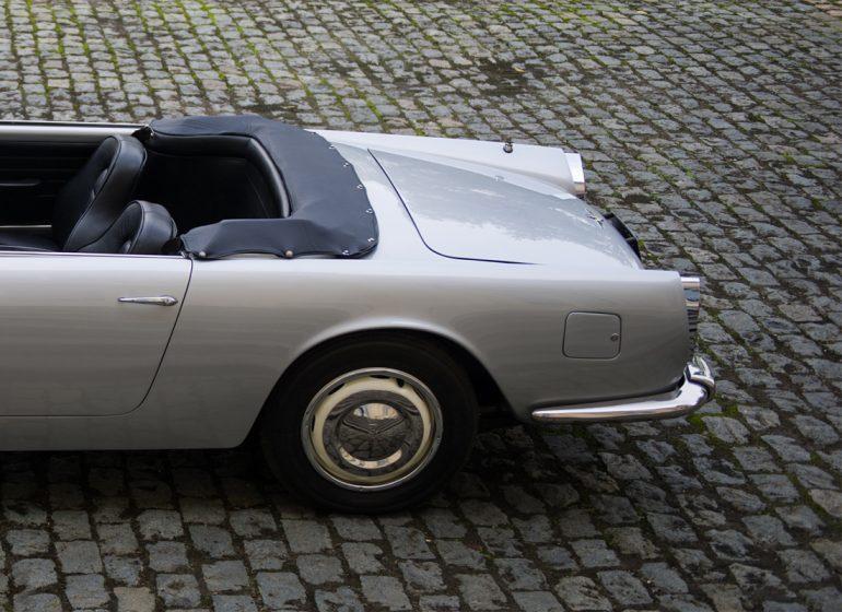 Lancia Flaminia GT Cabriolet