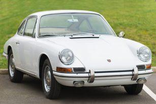 Porsche 911 coupé 1965