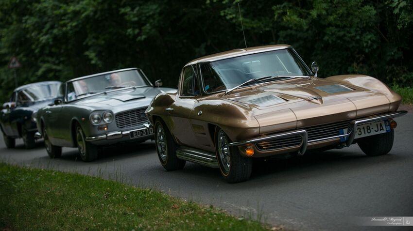Chevrolet Corvette Split Widow Sting Ray