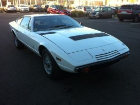 Maserati Khamsin 1975